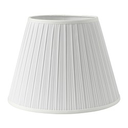 MYRHULT - Lamp shade, white