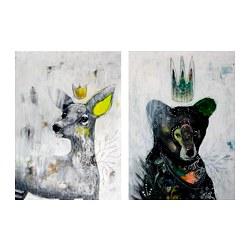 PJÄTTERYD - Gambar, Animals