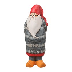 VINTERFEST - Dekorasi, Santa Claus keramik