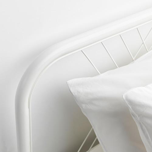 NESTTUN - rangka tempat tidur, putih/Luröy, 120x200 cm | IKEA Indonesia - PE575687_S4