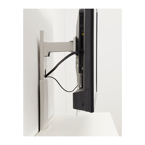 UPPLEVA bracket for TV, swivel