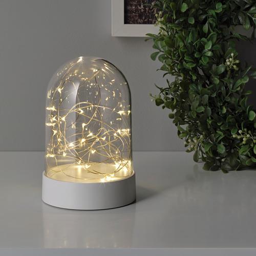 FÖRTJUSNING lampu LED dekorasi