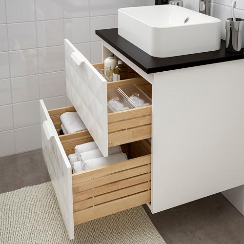 GODMORGON/TOLKEN/HÖRVIK meja wastafel dg meja ukuran 45x32