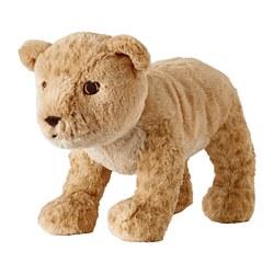 DJUNGELSKOG - Boneka, anak singa