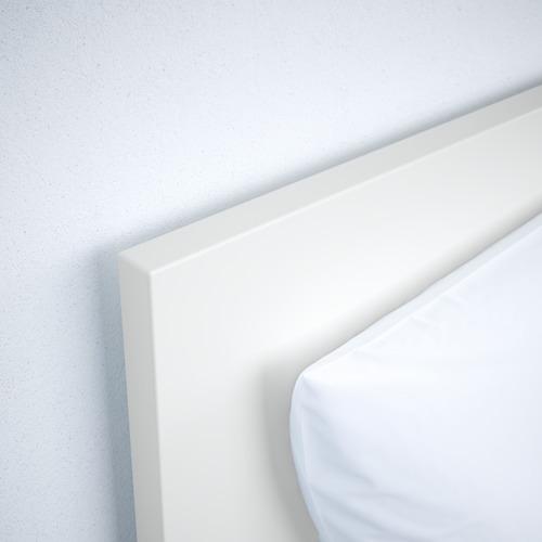 MALM rangka tempat tidur, tinggi