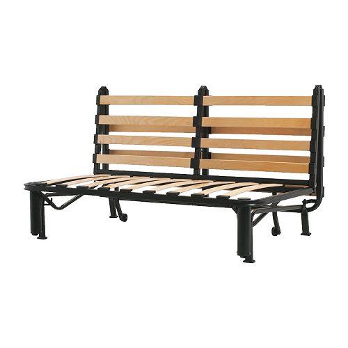 LYCKSELE rangka tmpt tdr sofa dua dudukan
