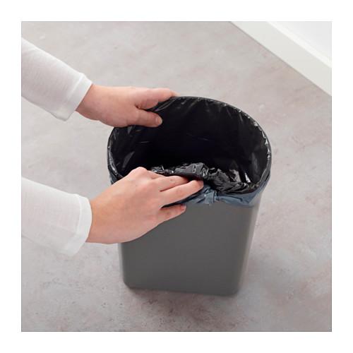 SNÄPP tempat sampah berpedal