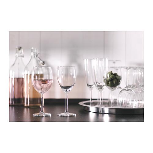 SVALKA gelas anggur merah