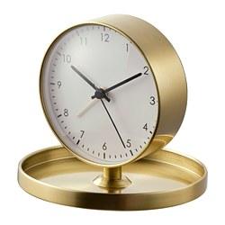 GÄNGA - Alarm clock, brass-colour