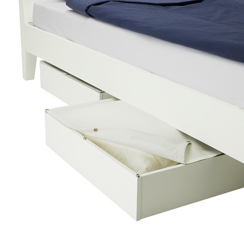 VARDÖ kotak penyimpanan tempat tidur