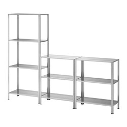 HYLLIS - Shelving unit in/outdoor