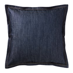 SISSIL - Cushion cover, blue