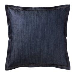 SISSIL - Sarung bantal kursi, biru