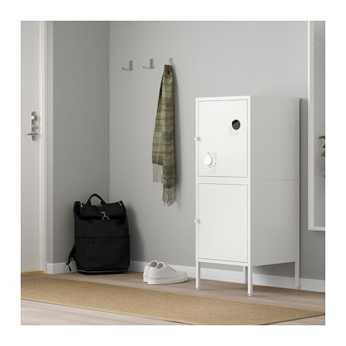 HÄLLAN kombinasi penyimpanan dengan pintu