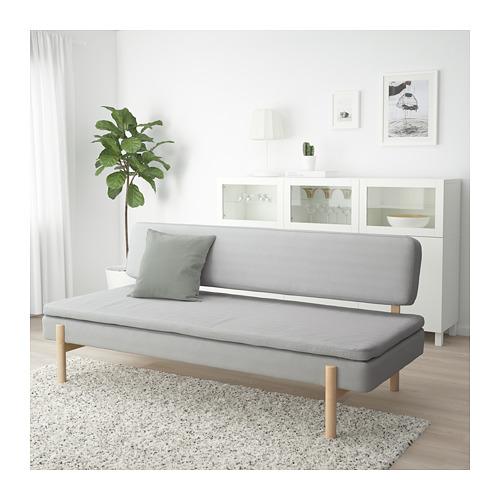 YPPERLIG sofa tempat tidur 3 dudukan