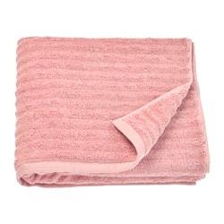 FLODALEN - Handuk mandi, merah muda terang