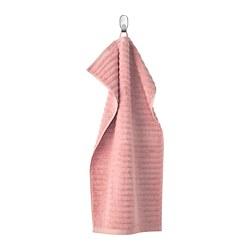 FLODALEN - Handuk tangan, merah muda terang