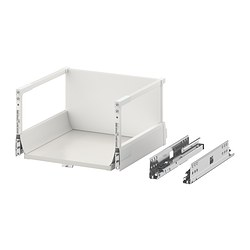 MAXIMERA - MAXIMERA, laci, tinggi, putih, 40x37 cm