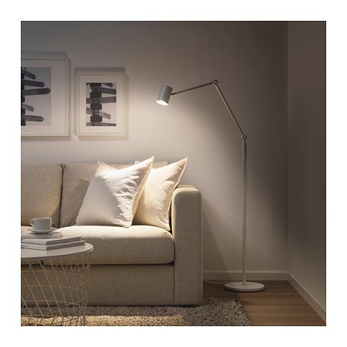 NYMÅNE lampu lantai/baca