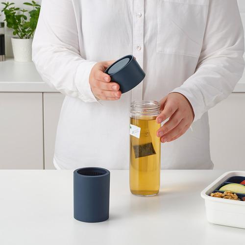 EFTERSTRÄVA travel mug