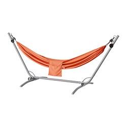 GÅRÖ/RISÖ - Ayunan tidur dengan penyangga, abu-abu/oranye pudar