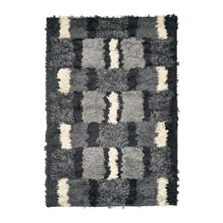NAUTRUP - Rug, high pile, multicolour