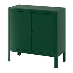 KOLBJÖRN - Cabinet in/outdoor, green