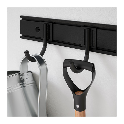 BRANDUR hook, in-/outdoor