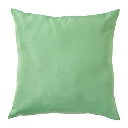 ULLKAKTUS - Cushion, medium green