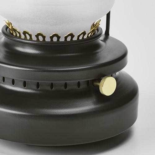 STORHAGA - Lampu meja LED, dapat diredupkan luar ruang/hitam, 35 cm | IKEA Indonesia - PE752481_S4