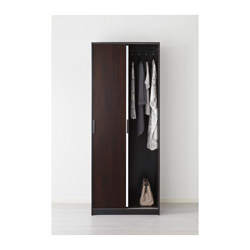 TRYSIL lemari pakaian