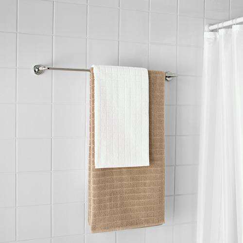 VOXNAN - towel rail, chrome effect, 67 cm   IKEA Indonesia - PE628559_S4