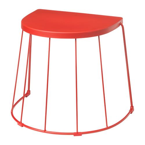 TRANARÖ stool/side table, in/outdoor