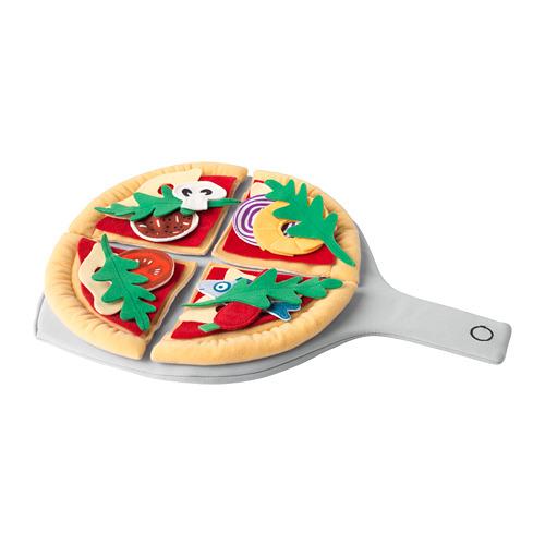 DUKTIG piza, set isi 24
