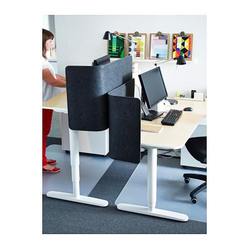 BEKANT screen for desk