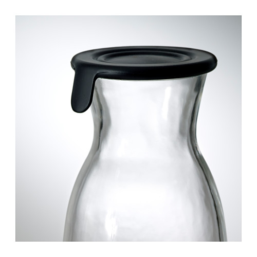 VARDAGEN carafe with lid