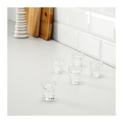 POKAL gelas snaps