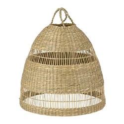 TORARED - TORARED, kap lampu gantung, mendong/buatan tangan, 36 cm