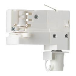 SKENINGE - Pendant connector, white