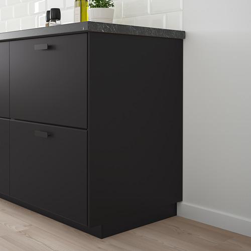 KUNGSBACKA - panel penutup, antrasit, 39x83 cm | IKEA Indonesia - PE682314_S4