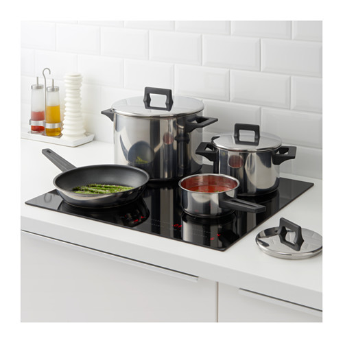 SNITSIG 7-piece cookware set