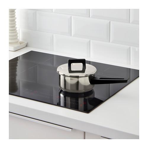 SNITSIG saucepan with lid