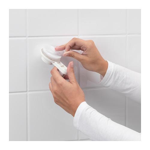 TISKEN braket hand shower dg plastik hisap