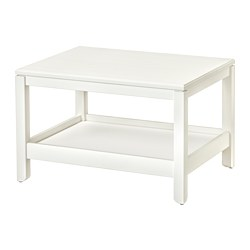 HAVSTA - Coffee table, white