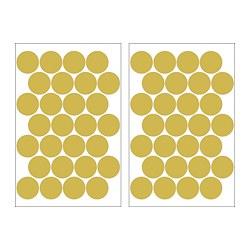 KINNARED - Stiker dekorasi, kumpulan titik