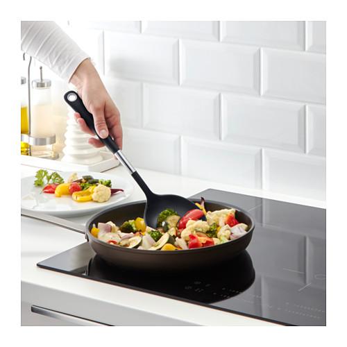 IKEA 365+ HJÄLTE spatula untuk wajan