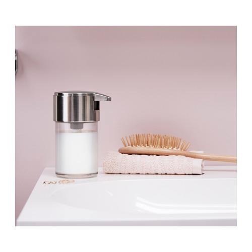 KALKGRUND dispenser sabun & pembersih tangan