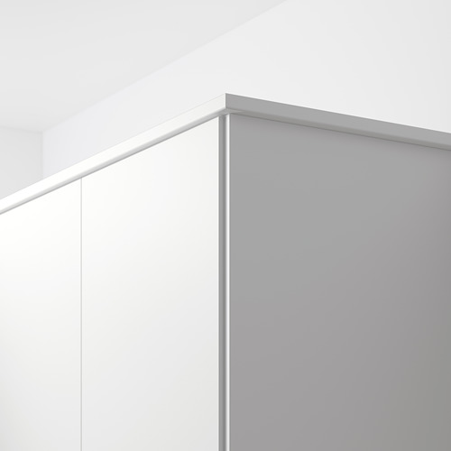 FÖRBÄTTRA strip dekorasi/lis profil membulat