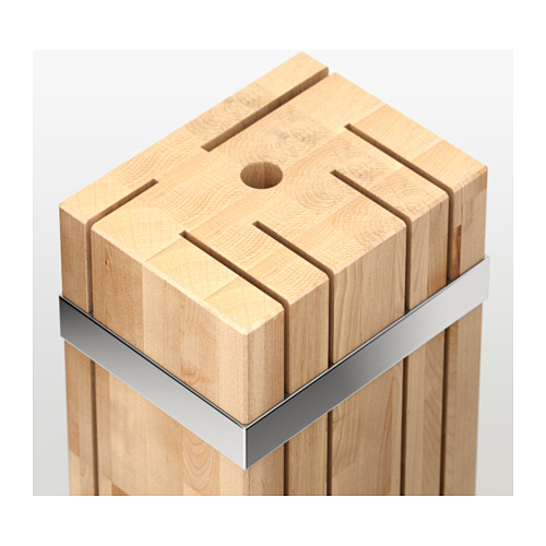 RETRÄTT knife block