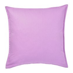 GURLI - Cushion cover, light lilac